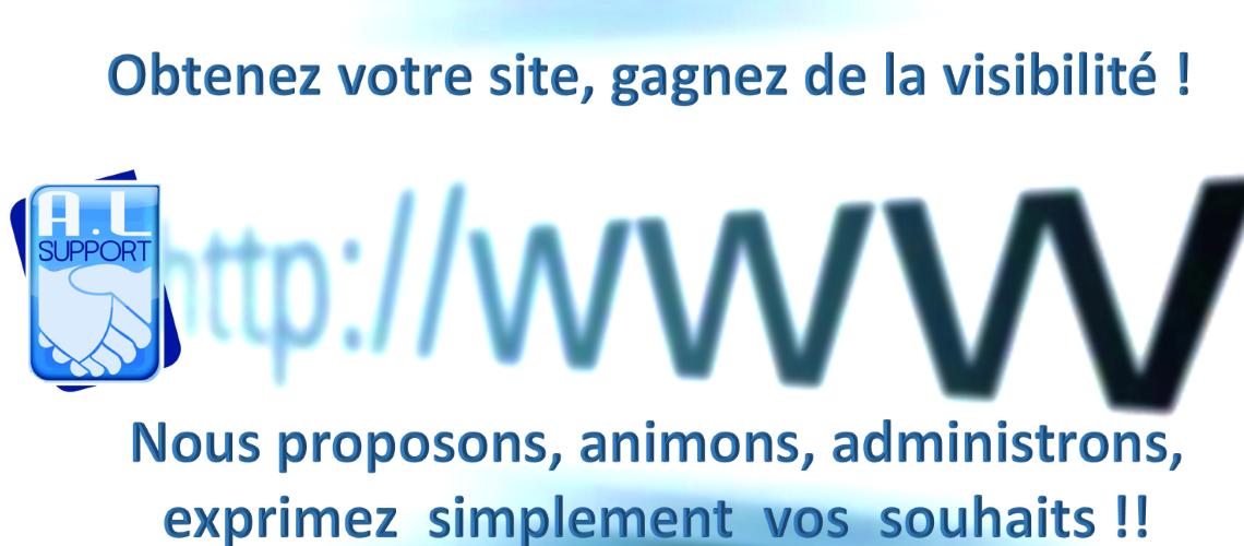 Des sites pro ... à prix éco !